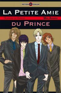 La petite amie du prince, manga chez Tonkam de Aihara