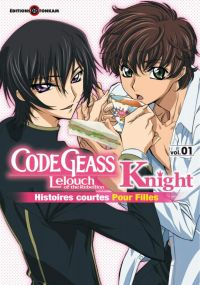 Code Geass - Knight T1, manga chez Tonkam de Collectif