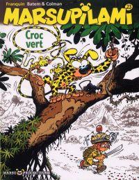 Marsupilami T23 : Croc vert, bd chez Marsu Productions de Colman, Batem, Cerise