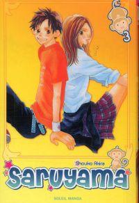 Saruyama T3, manga chez Soleil de Shouko