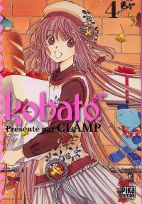 Kobato T4, manga chez Pika de Clamp