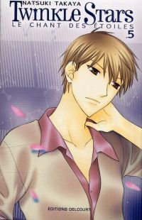 Twinkle stars T5, manga chez Delcourt de Takaya