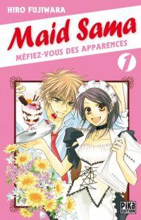 Maid sama ! T1, manga chez Pika de Fujiwara