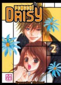 Dengeki Daisy T2, manga chez Kazé manga de Motomi