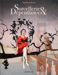 Sorcellerie et dépendances, bd chez Dupuis de Revel