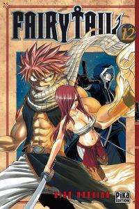 Fairy Tail T12, manga chez Pika de Mashima