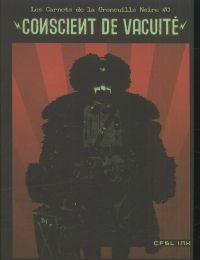 Les carnets de la Grenouille Noire : Conscient de vacuité, bd chez Ankama de La Grenouille Noire