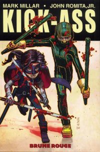 Kick-Ass T2 : Brume rouge (0), comics chez Panini Comics de Millar, Romita Jr, White