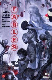 Fables T10 : Les fils de l'Empire (0), comics chez Panini Comics de Willingham, Allred, Buckingham, Middleton, Ha, Miranda, de La cruz, Allred, Loughridge, Jean