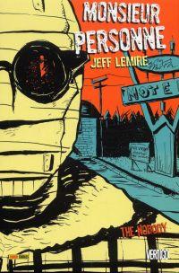Monsieur Personne : The nobody (0), comics chez Panini Comics de Lemire