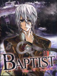 Baptist  T1, manga chez Ki-oon de Gyung-won yu, Sung-ho mun