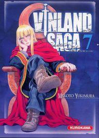 Vinland Saga T7, manga chez Kurokawa de Yukimura