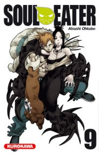 Soul eater T9, manga chez Kurokawa de Ohkubo