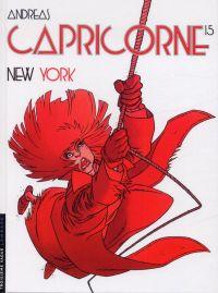 Capricorne T15 : New-York, bd chez Le Lombard de Andreas