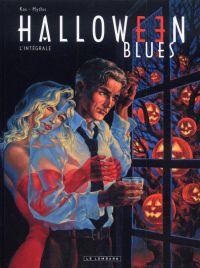 Halloween blues, bd chez Le Lombard de Mythic, Kas, Graza