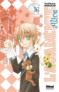 L'académie Alice T16 : , manga chez Glénat de Higuchi
