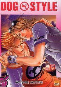 Dog style  T3, manga chez Taïfu comics de Motoni