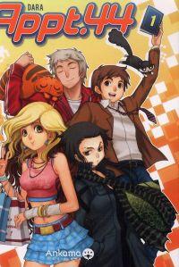 Appt.44 T1, manga chez Ankama de Dara