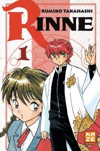 Rinne T1, manga chez Kazé manga de Takahashi