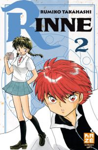Rinne T2, manga chez Kazé manga de Takahashi