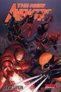 The New Avengers (vol.1) T3 : Révolution (0), comics chez Panini Comics de Bendis, Yu, Maleev, McNiven, Deodato Jr, Stewart, McCaig, Hollowell, Isanove