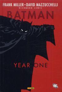 Batman - Year One, comics chez Panini Comics de Miller, Mazzucchelli, Lewis