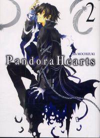 Pandora Hearts T2, manga chez Ki-oon de Mochizuki