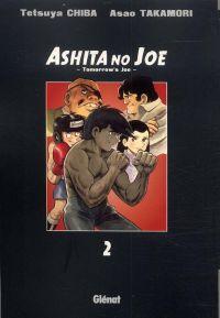 Ashita no Joe T2, manga chez Glénat de Takamori, Chiba