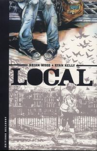 Local, comics chez Delcourt de Wood, Kelly