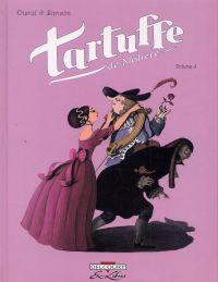 Tartuffe, de Molière T3, bd chez Delcourt de Duval, Zanzim, Hubert