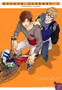 Escape journey T1, manga chez Taïfu comics de Ogeretsu