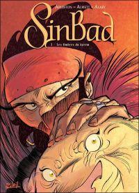 SinBad T3 : Les Ombres du Harem (0), bd chez Soleil de Alwett, Arleston, Alary, Fernandez