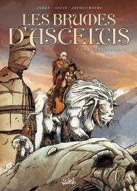 Les brumes d'Asceltis – cycle 1, T4 : En Terre Scent (0), bd chez Soleil de Jarry, Istin, Jacquemoire