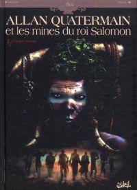 Allan Quatermain et les mines du roi Salomon T1 : L'Équipée sauvage (0), bd chez Soleil de Dobbs, Dim D.