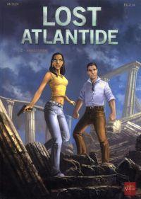 Lost Atlantide T2 : Maelström (0), bd chez Soleil de Mosdi, Biglia, Mambba