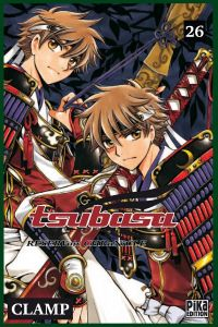 Tsubasa RESERVoir CHRoNiCLE T26, manga chez Pika de Clamp