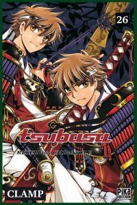 Tsubasa RESERVoir CHRoNiCLE – Première édition, T26, manga chez Pika de Clamp