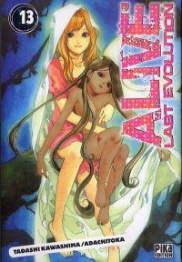 Alive - Last evolution  T13, manga chez Pika de Adachi, Kawashima