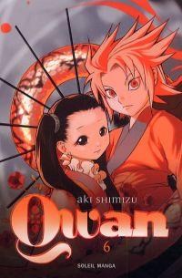 Qwan T6, manga chez Soleil de Shimizu