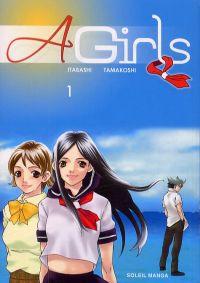 A girls T1, manga chez Soleil de Itabashi, Tamakoshi