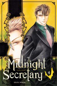 Midnight secretary T4, manga chez Soleil de Ohmi