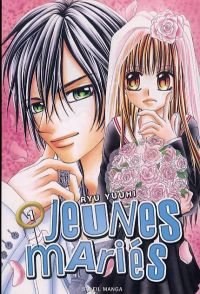 Jeunes mariés T1, manga chez Soleil de Yuuhi
