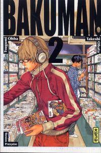 Bakuman T2, manga chez Kana de Ohba, Obata