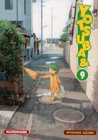 Yotsuba to T9, manga chez Kurokawa de Azuma
