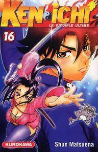 Ken-Ichi T16 : , manga chez Kurokawa de Matsuena