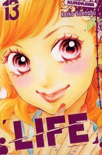 Life T13, manga chez Kurokawa de Suenobu
