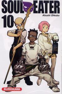 Soul eater T10, manga chez Kurokawa de Ohkubo