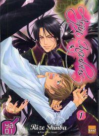 Aijin Incubus T1, manga chez Taïfu comics de Shinba
