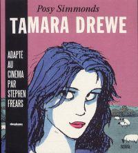 Tamara Drewe, comics chez Denoël de Simmonds
