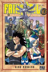 Fairy Tail T13, manga chez Pika de Mashima